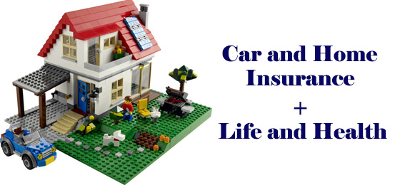 Get low cost quote on auto, home, life or health coverage