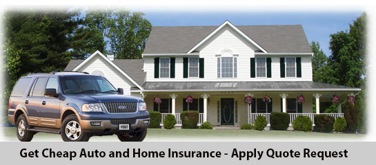Cheap home and auto insurance quotes from Progressive